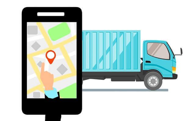 GPS tracking vlootbeheer van transportbedrijven